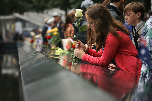 Memorial Event「Anniversary Of September 11th Attacks On The U.S. Commemorated At World Trade Center Site」:写真・画像(17)[壁紙.com]