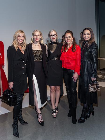 Moll Anderson「Burnett New York Pre-Fall Fashion Presentation And Launch Party」:写真・画像(2)[壁紙.com]