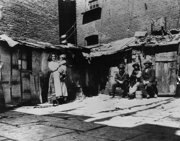 1890-1899「Immigrant Poverty」:写真・画像(11)[壁紙.com]