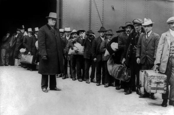 到着「Ellis Island」:写真・画像(11)[壁紙.com]
