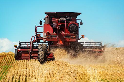 Farm「Combine Harvester」:スマホ壁紙(16)