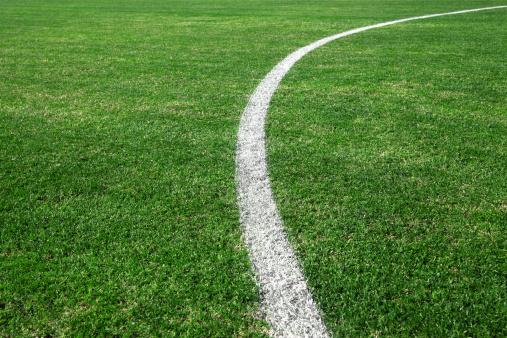 スポーツ「サッカー場」:スマホ壁紙(1)