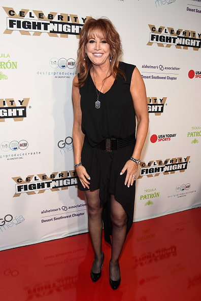 High Low Dress「Celebrity Fight Night XXIV - Red Carpet」:写真・画像(4)[壁紙.com]