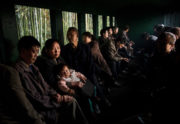 Economy「Steam Train Provides Link Between China's Past And Present」:写真・画像(19)[壁紙.com]