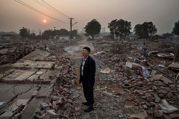 Finance and Economy「Villages Demolished to Make Way for Beijing Expansion」:写真・画像(9)[壁紙.com]