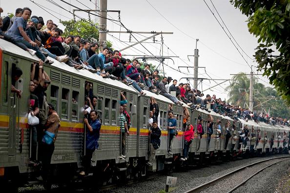 Jakarta「Indonesia Introduces Measures To Improve Struggling Transport System」:写真・画像(13)[壁紙.com]