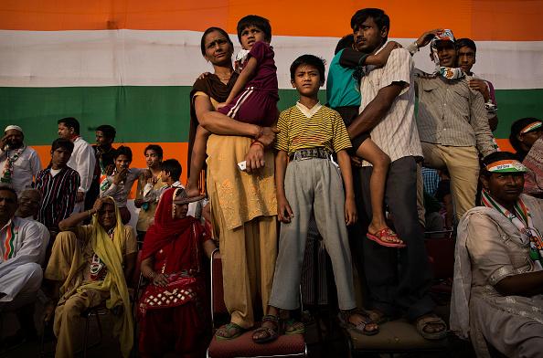 Delhi「India Elections Rally」:写真・画像(1)[壁紙.com]