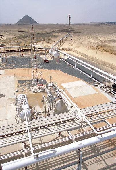 Sparse「Gas Refinery, Western Desert, Egypt」:写真・画像(14)[壁紙.com]