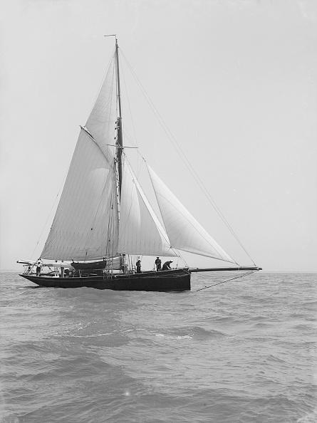 Cutting「The Cutter Monara Under Sail」:写真・画像(12)[壁紙.com]