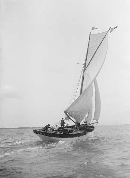 Cutting「The Cutter Nereid Under Sail」:写真・画像(12)[壁紙.com]