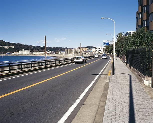 Zushi Beach:スマホ壁紙(壁紙.com)