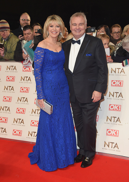 National Television Awards「National Television Awards - Red Carpet Arrivals」:写真・画像(14)[壁紙.com]