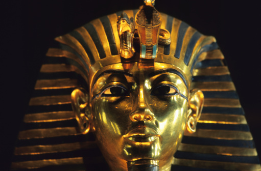 King - Royal Person「King Tut Death Mask - Cairo, Egypt」:スマホ壁紙(18)