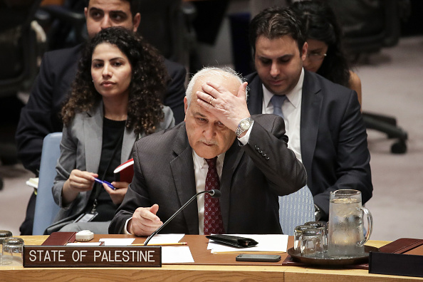 Palestine「UN Security Council Meets On Israel-Gaza Conflict」:写真・画像(18)[壁紙.com]