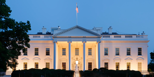 Presidential Palace「White House」:スマホ壁紙(5)