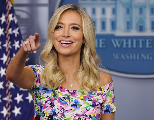 Russian Military「Press Secretary Kayleigh McEnany Holds Briefing At The White House」:写真・画像(1)[壁紙.com]