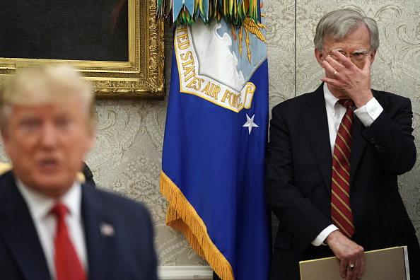 John Bolton - American Politician「President Donald Trump Welcomes The Prime Minister Of The Netherlands To The White House」:写真・画像(17)[壁紙.com]