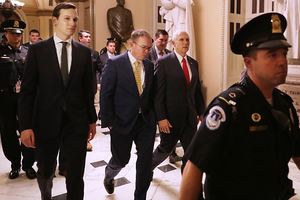 Capitol Hill「Senate Meets To Consider Amended House Budget Bill To Include Border Wall Funding」:写真・画像(3)[壁紙.com]
