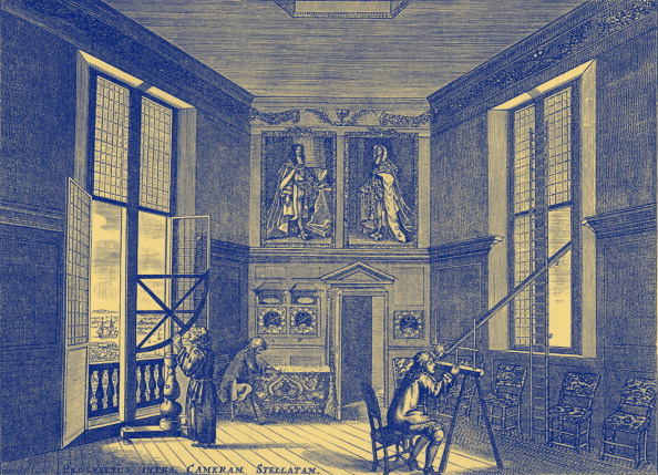 17th Century「The Old Observing Room, Greenwich」:写真・画像(10)[壁紙.com]