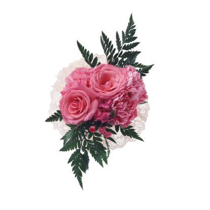 カーネーション「Carnation and Rose Nosegay」:スマホ壁紙(6)