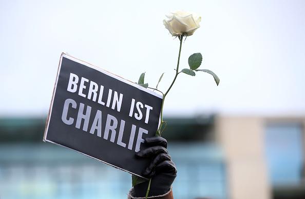 2015 Republican Marches「Mass Unity Rallies Held Around The World Following Recent Terrorist Attacks」:写真・画像(13)[壁紙.com]