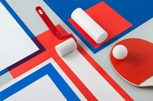 Color Block「Abstract Still Life」:スマホ壁紙(8)