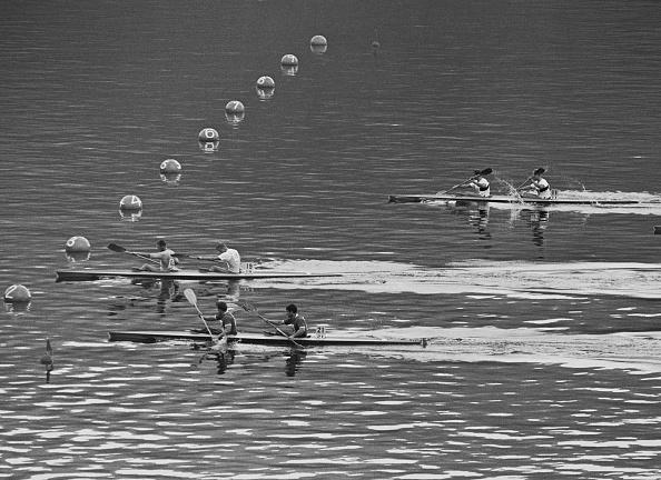 Sportsperson「XVIII Olympic Summer Games」:写真・画像(6)[壁紙.com]