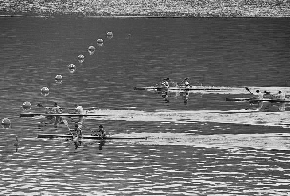 Sportsperson「XVIII Olympic Summer Games」:写真・画像(10)[壁紙.com]