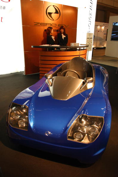 Tokyo Auto Salon「New Cars Introduced At Tokyo Auto Salon」:写真・画像(15)[壁紙.com]