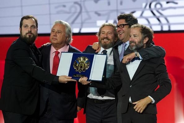 Carlos Alvarez「62nd San Sebastian Film Festival: Red Carpet and Closing Ceremony」:写真・画像(5)[壁紙.com]
