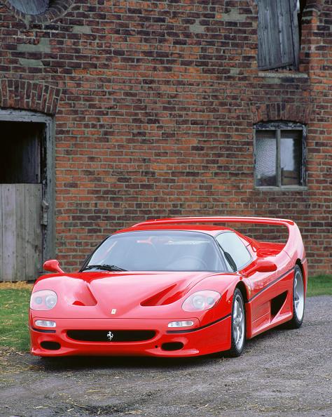 Barn「1996 Ferrari F50」:写真・画像(18)[壁紙.com]