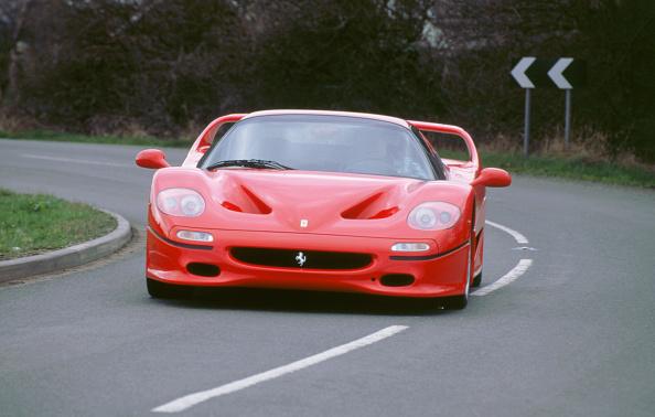 Finance and Economy「1996 Ferrari F50」:写真・画像(8)[壁紙.com]