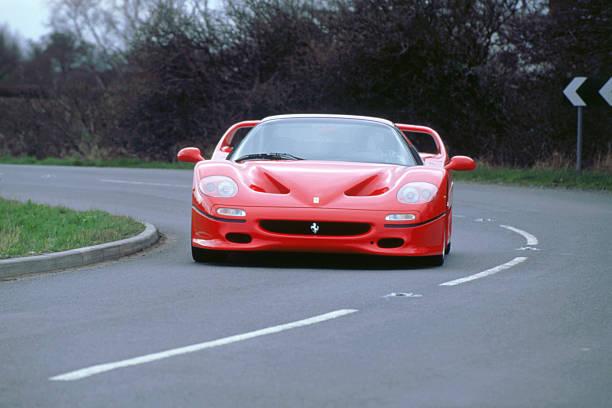 1996 Ferrari F50:ニュース(壁紙.com)