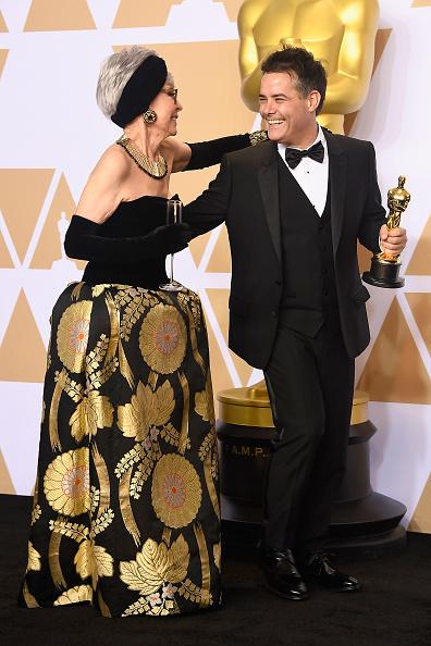 映画監督「90th Annual Academy Awards - Press Room」:写真・画像(9)[壁紙.com]