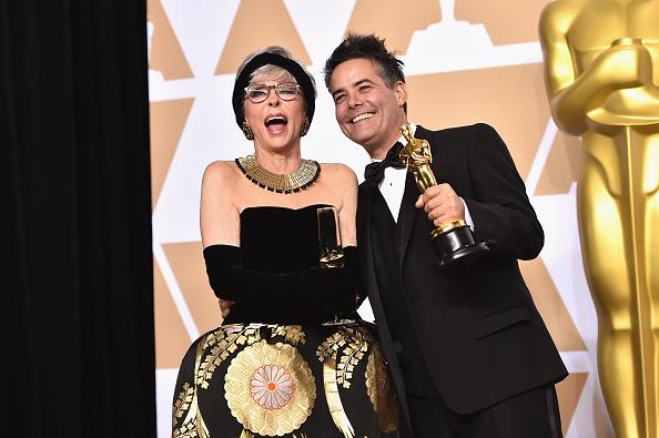 映画監督「90th Annual Academy Awards - Press Room」:写真・画像(13)[壁紙.com]