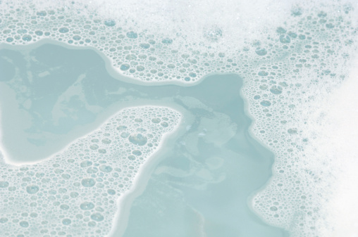 Textured Effect「Soap Bubbles, close-up」:スマホ壁紙(14)