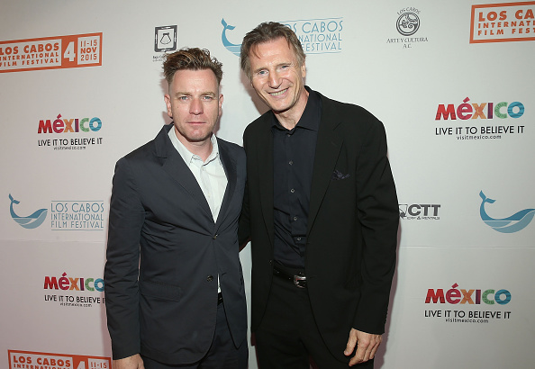 Baja California Peninsula「Ewan McGregor Honored At The 4th Annual Los Cabos International Film Festival Closing Night Gala In Cabo San Lucas, Mexico」:写真・画像(2)[壁紙.com]