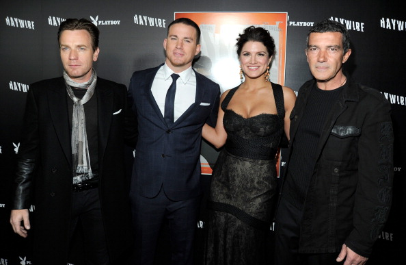 "Gina Carano「Relativity Media's ""Haywire"" Premiere Co-Hosted By Playboy - Red Carpet」:写真・画像(16)[壁紙.com]"