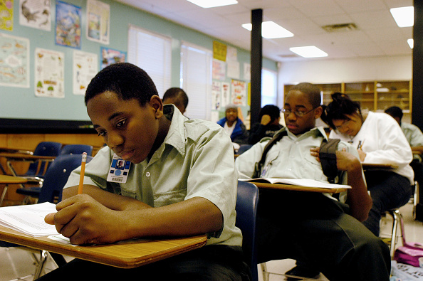 High School「Maryland Tests Concept Of Public Military School」:写真・画像(8)[壁紙.com]