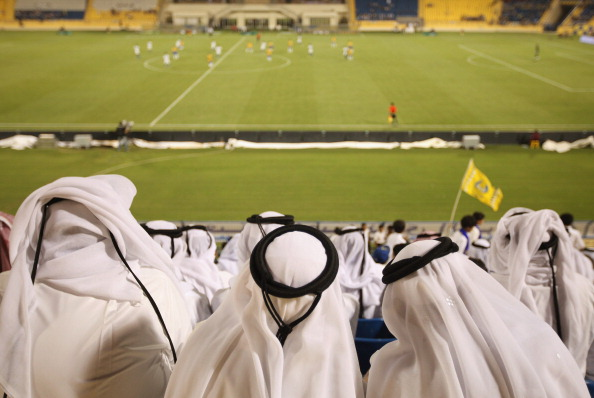 Persian Gulf Countries「Qatar Looks To 2022 FIFA World Cup」:写真・画像(1)[壁紙.com]