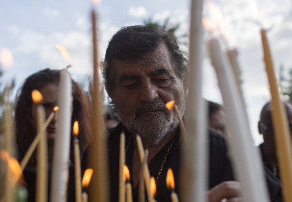 Republic Of Cyprus「First Good Friday Service For Greek Cypriots In Famagusta Since 1957」:写真・画像(14)[壁紙.com]