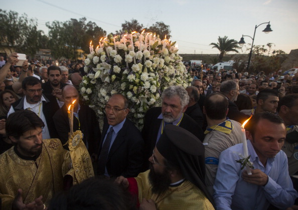 Republic Of Cyprus「First Good Friday Service For Greek Cypriots In Famagusta Since 1957」:写真・画像(15)[壁紙.com]