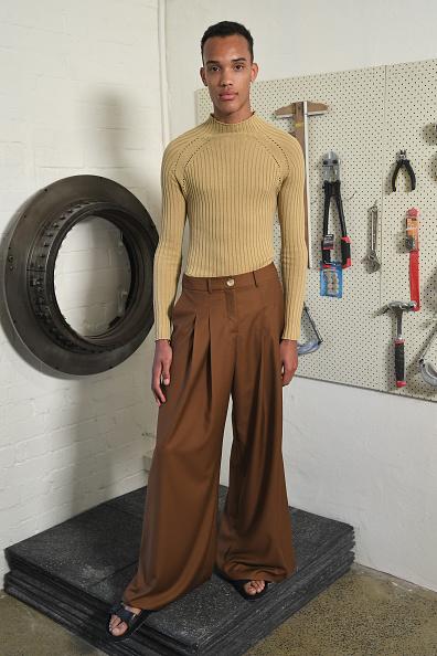 Ribbed「ANNA QUAN - Runway - Mercedes-Benz Fashion Week Australia 2019」:写真・画像(0)[壁紙.com]