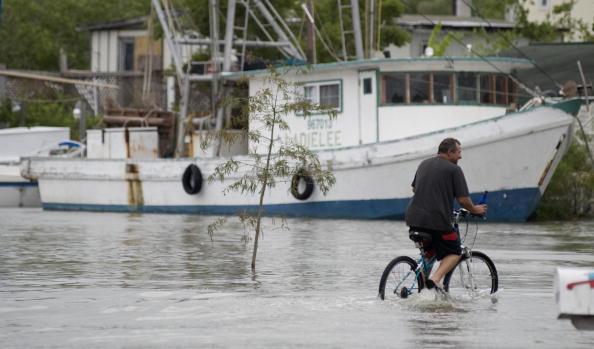 Hurricane Ike「Texas Gulf Coast Prepares For Hurricane Ike」:写真・画像(13)[壁紙.com]