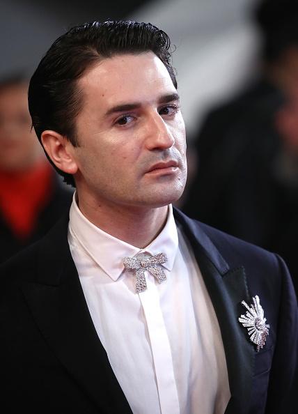 """The Knife「""""Knife + Heart (Un Couteau Dans Le Couer)"""" Red Carpet Arrivals - The 71st Annual Cannes Film Festival」:写真・画像(5)[壁紙.com]"""