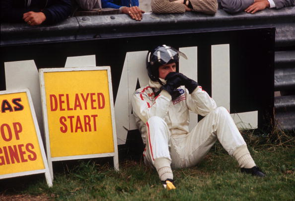 F1レース「Hill Retires」:写真・画像(11)[壁紙.com]