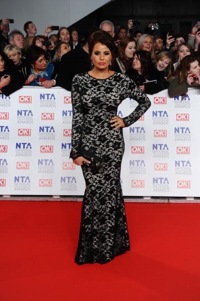 Sports Venue「National Television Awards 2012 - Arrivals」:写真・画像(18)[壁紙.com]