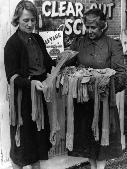 Stockings「Old Silk Stockings」:写真・画像(7)[壁紙.com]