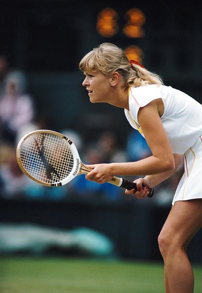 Women's Soccer「Sue Barker Wimbledon 1981」:写真・画像(4)[壁紙.com]