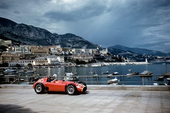 Formula One Racing「Juan Manuel Fangio, Grand Prix Of Monaco」:写真・画像(10)[壁紙.com]
